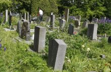 Nieko švento: Joniškės kapinėse apvogta senjorė