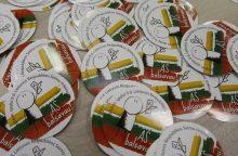 Įveikė dar vieną rinkimų kampanijos barjerą Klaipėdoje