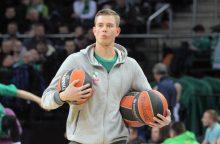 """""""Žalgirio"""" fizinio rengimo treneris patirties sėmėsi iš NBA specialistų"""
