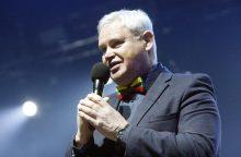 Ypatingoms progoms – išskirtiniai mero kaklaraiščiai
