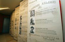 Bibliotekoje – pano periodinei spaudai