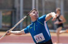 Lietuvos lengvosios atletikos rekordai: kurie iš jų gali kristi šiemet?