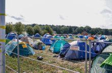 Karklės festivalio metu pradėta 16 ikiteisminių tyrimų