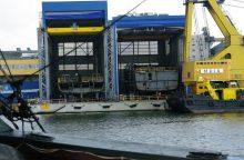 Lenkijos fondai gaivins upių laivybą