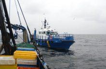 Žuvininkystės tarnyba dar vis pertvarkoma