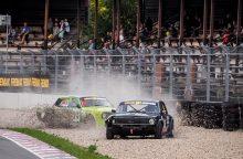 """""""Riga Summer Race 2018"""" sudrumstė skausminga avarija"""