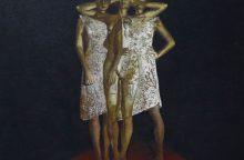 Baroti galerijoje atidaroma M. Juodžio tapybos paroda