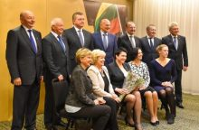 LTOK Vykdomasis komitetas susirinko į pirmąjį posėdį