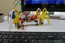 Šilutėje – novatoriškos robotikos dirbtuvės