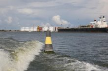 Klaipėdos uostas stiprina pozicijas