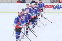 """""""Kaunas Hockey"""" įveikė """"Rokiškio"""" klubą"""