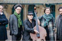 """Palangoje – V. Gečytės kvinteto koncertas """"Blues By Five"""""""