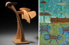 """""""XX amžiaus klasikai"""": Klaipėdoje atidaroma V. Šerio skulptūrų ir tapybos paroda"""