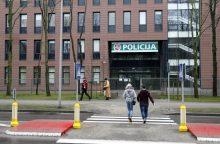 Uostamiesčio policija kviečia į atvirų durų dieną
