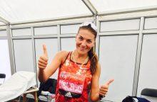 Londono maratone D. Lobačevskė pasiekė asmeninį rekordą