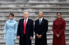 Naujasis JAV prezidentas ir jo požiūris į pasaulį