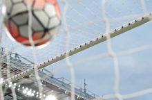 Futbolo mokyklos statybos darbai – jau šiemet