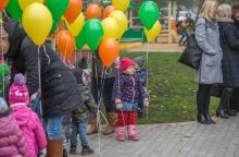 Kaunas skelbia apie laisvas vietas vaikų darželiuose