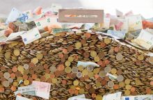 Valstybės ir savivaldybių biudžetų pajamos – didesnės nei pernai