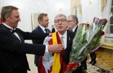 Kompozitorius G. Kuprevičius stabdo bendradarbiavimą su Kauno savivaldybe