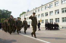 Karo akademija priėmė 64 pirmakursius – vienu daugiau nei pernai