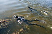 Žvejoti išėjęs domeikaviškis rastas Neries dugne