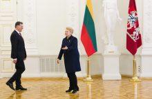 A. Butkevičius: užsienyje domisi mano pašlijusiais santykiais su prezidente