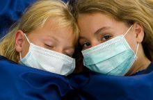 Gripo epidemija paskelbta ir Varėnoje