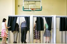 Rinkimai – čia pat, bet rinkėjai žino ne viską