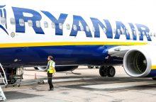 """""""Ryanair"""" planai Kaune džiugina"""