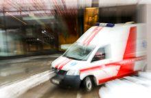 Keturmetį partrenkęs vairuotojas iš įvykio pasišalino
