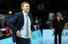 Išrinktas naujas Lietuvos krepšinio rinktinės treneris