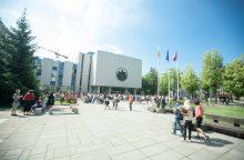 VDU siekis prisijungti kitus universtitetus neprieštarauja Vyriausybės planui?