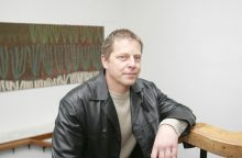 Paskutinis mohikanas A. Šlapikas: galiu sukurti skulptūrą iš bet kokių medžiagų