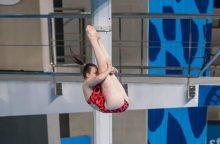 Taipėjuje šuolininkė į vandenį I. M. Girdauskaitė užėmė 24-ą vietą