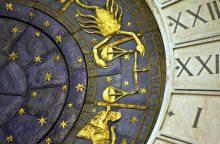 Astrologinė prognozė liepos 15–21 d.