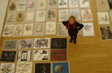 Sužinokite, nuo ko pradėjo garsūs Lietuvos menininkai