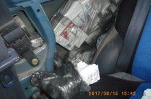 Ruso automobilyje buvo suslapstyti vaistai
