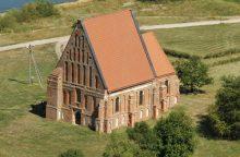 Baigti archeologiniai kasinėjimai Zapyškio bažnyčioje