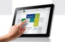 Prasidėjus pajamų deklaravimui sutriko VMI tinklalapio veikla