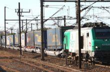 Kauno intermodalinio terminalo jungčiai su Vakarų Europa – pažangi sistema