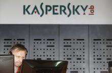 """Lietuvoje – diskusijos dėl """"Kaspersky Lab"""" programinės įrangos"""