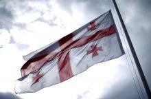 Gruzija švenčia bevizio režimo su ES įsigaliojimą
