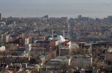 """""""Islamo valstybė"""" prisiėmė atsakomybę už šaudynes Dagestano cerkvėje"""