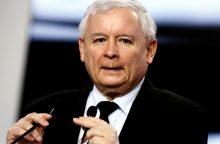 Lenkijos opozicija nerimauja dėl strategiškai svarbaus laivybos kanalo