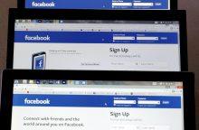 Judėjimas #IštrinkFacebook įgyja vis didesnį pagreitį