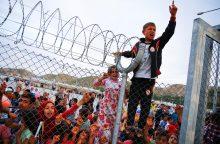 ES skirs tiesiogines išmokas pabėgėliams Turkijoje
