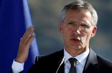 J. Stoltenbergas: tarp ES ir NATO gynybos planų nėra jokio prieštaravimo