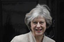 Britanija nori abipusio rinkų susitarimo su ES