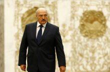 ES sankcijos Baltarusijai pratęstos dar metams